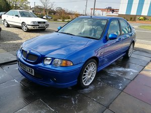 2002 MG ZS 180 owned from new low mileage example.
