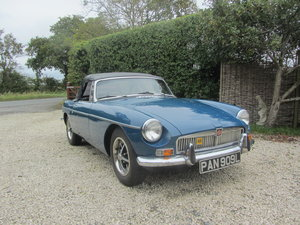 1972 MGB Roadster 1973 For Sale