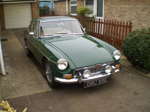 1967 MG BGT SOLD