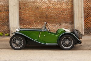 1935 MG PB Roadster           For Sale by Auction