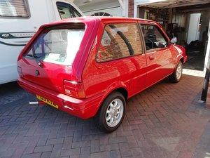 1989 MG Metro Mk 2