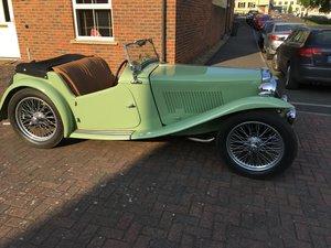 1938 MG TA Rebuilt