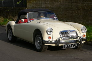 1961 MG A 1600 Mk II Roadster For Sale by Auction
