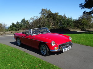1973 MGB Roadster, Overdrive, Tax Free,  MOT For Sale