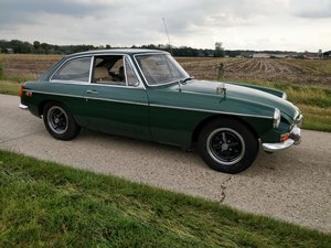 1970 MGB GT '70 lhd For Sale