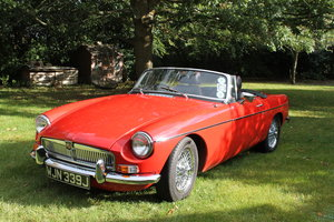 1970 MGB Roadster For Sale