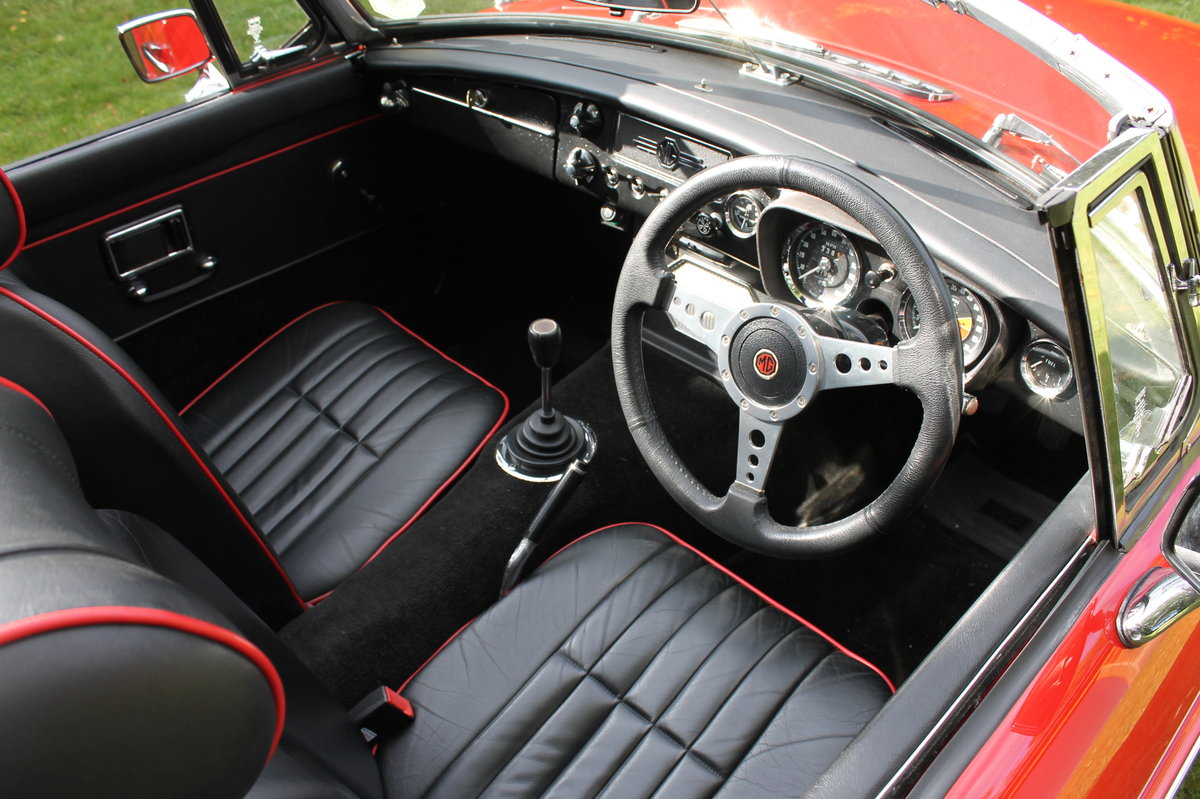 1970 MGB Roadster For Sale (picture 8 of 10)
