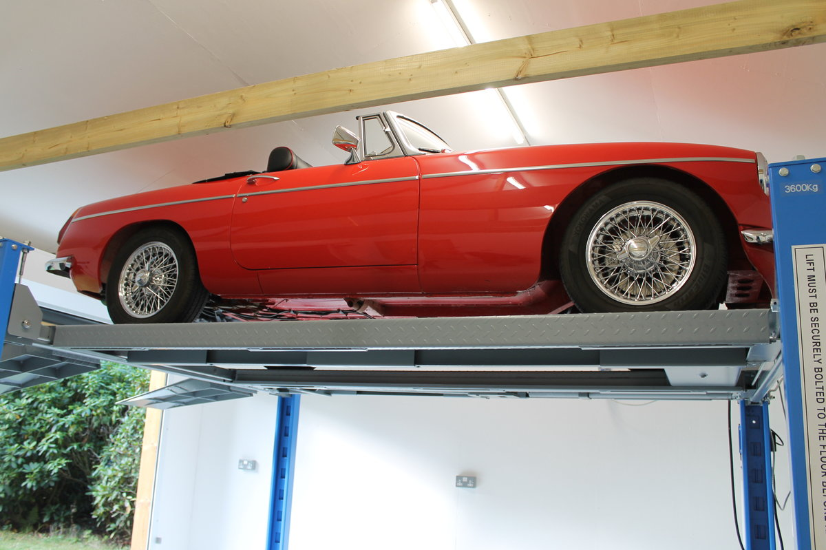 1970 MGB Roadster For Sale (picture 9 of 10)
