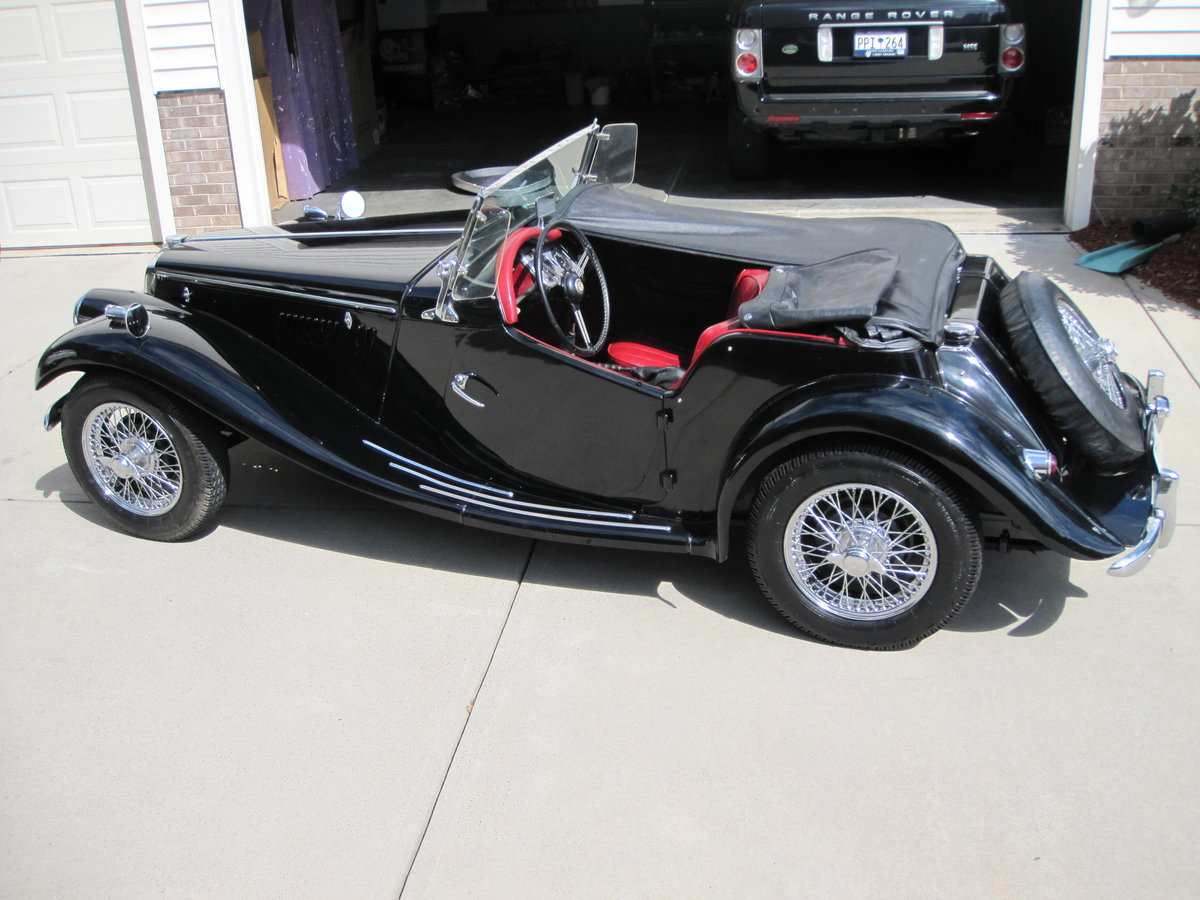 1954 MG TF BEAUTIFUL  For Sale (picture 2 of 6)