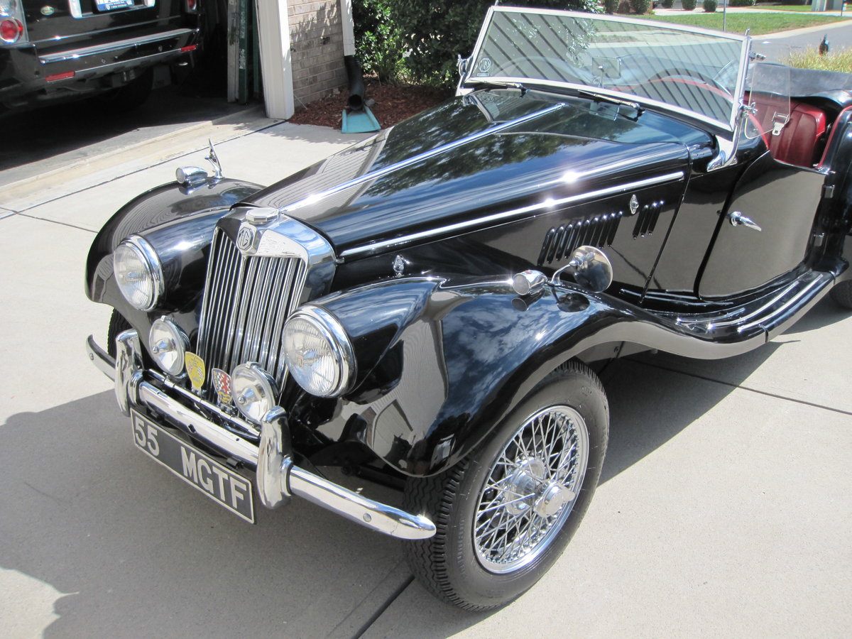 1954 MG TF BEAUTIFUL  For Sale (picture 3 of 6)