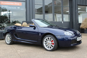 2003 MG TF 135, TAN INTERIOR, ONLY 6000 MILES!! For Sale