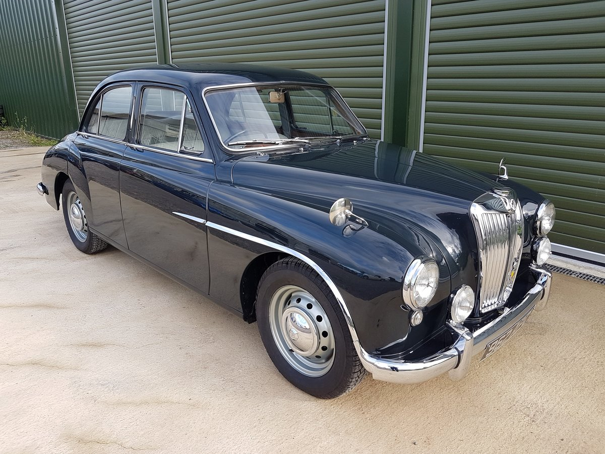 1956 MG ZA Magnette SOLD (picture 1 of 6)