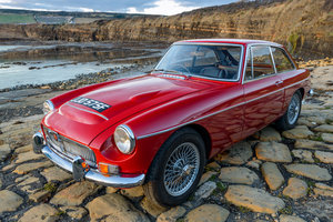 1968 MGC GT Private collection