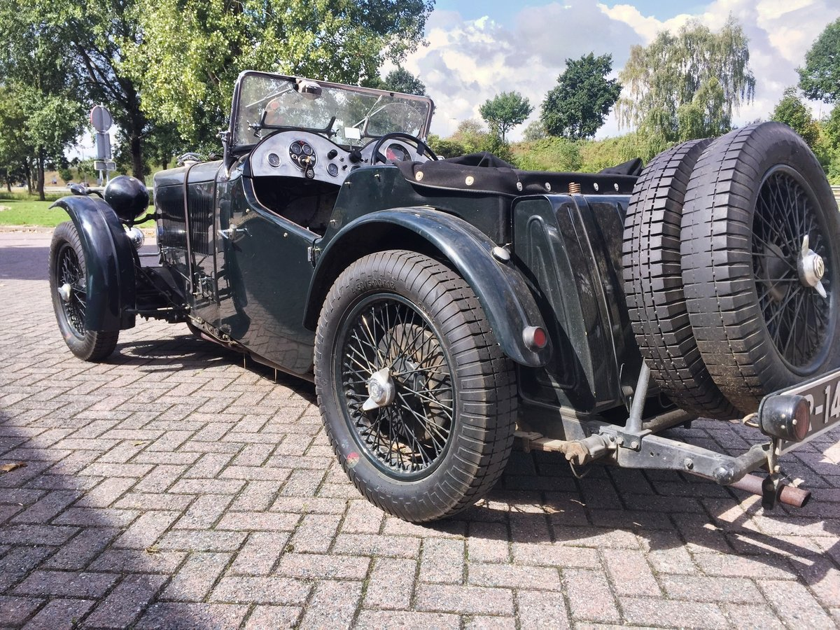 1936 MG Magnette Musketeer Recreation € 94.500 For Sale (picture 3 of 6)