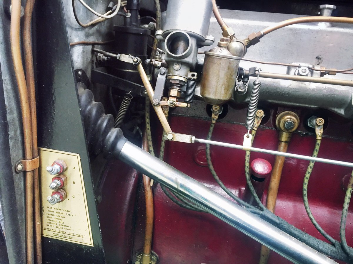 1936 MG Magnette Musketeer Recreation € 94.500 For Sale (picture 6 of 6)