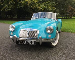 "1957 MGA Roadster "" ORIGINAL UK CAR "" For Sale"