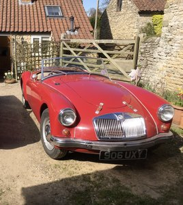 1960 MGA 1600  For Sale