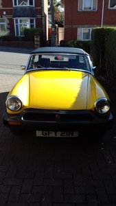 1975 MG MIDGET 1500 For Sale