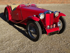 MG TC 1949 RESTORED TO HIGH STANDARD BY PREV OWNER