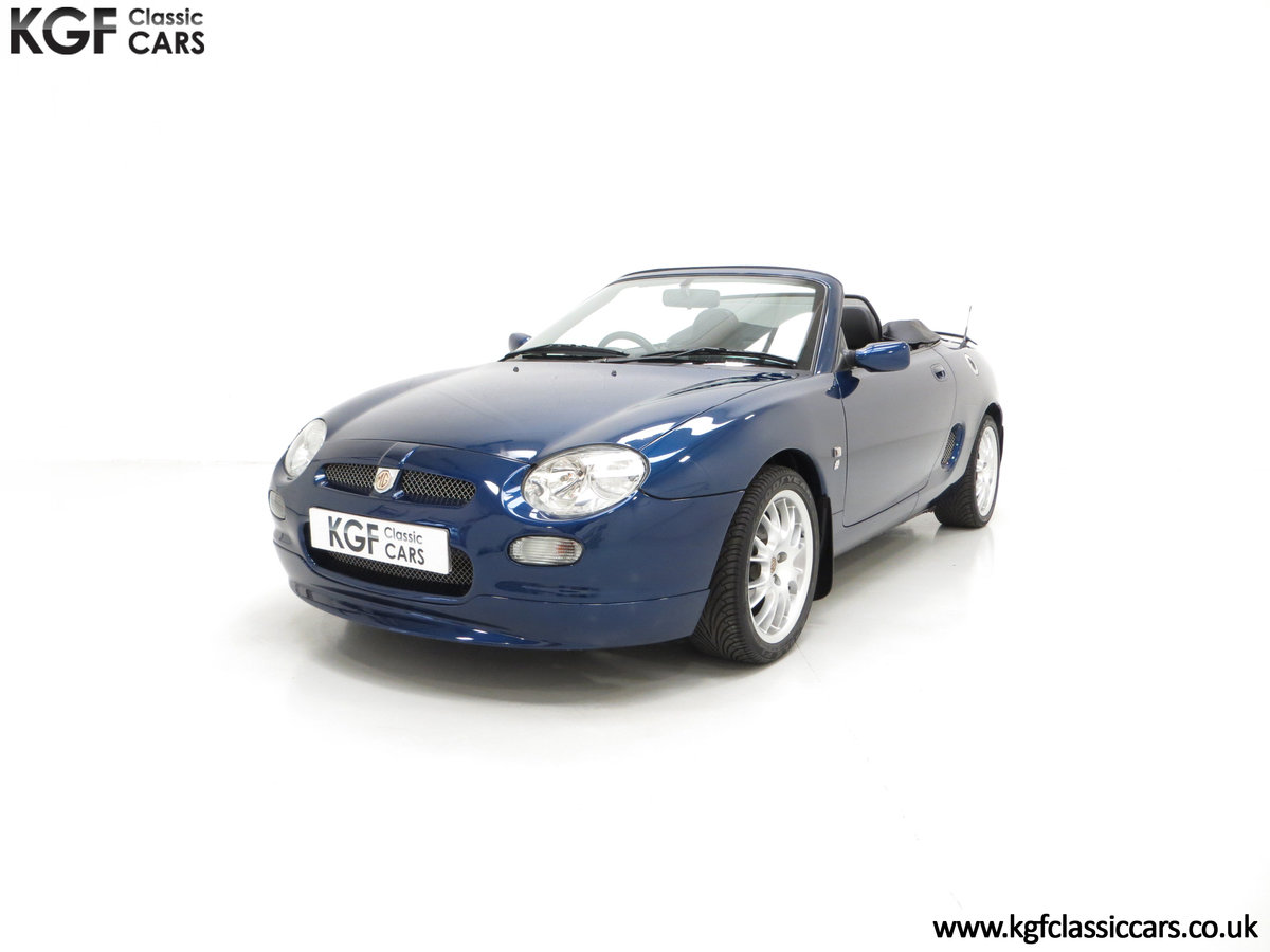 2001 An Astonishing MGF Freestyle Special Edition 15,337 Miles SOLD (picture 2 of 6)
