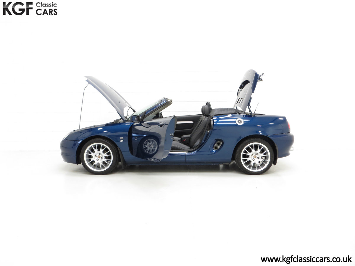 2001 An Astonishing MGF Freestyle Special Edition 15,337 Miles SOLD (picture 3 of 6)