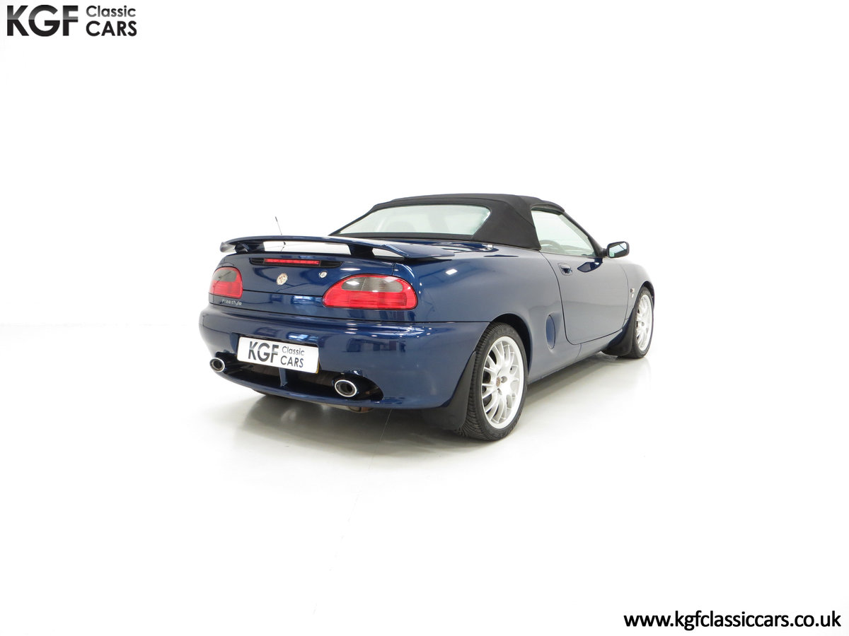 2001 An Astonishing MGF Freestyle Special Edition 15,337 Miles SOLD (picture 5 of 6)