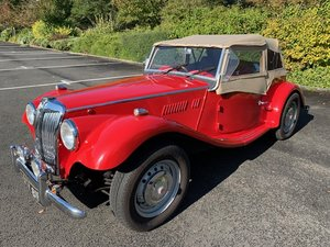 *NOVEMBER AUCTION* 1968 MG Gentry (Triumph based)
