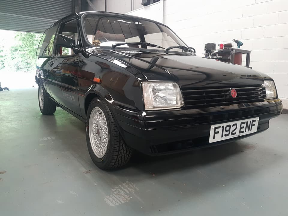1988 MG Metro only 53,000 Miles in 31 years For Sale (picture 2 of 6)
