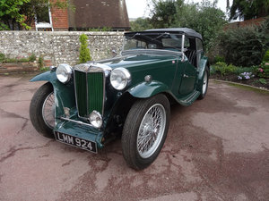 1949 MG TC For Sale by Auction