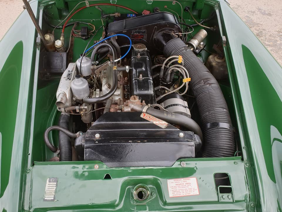 MG Midget 1976 1500 NOW SOLD MORE REQUIRED For Sale (picture 4 of 6)