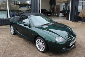 2004 MG TF 135,ONLY 17000 MILES,NEW HEADGASKET,BELT & PUMP For Sale