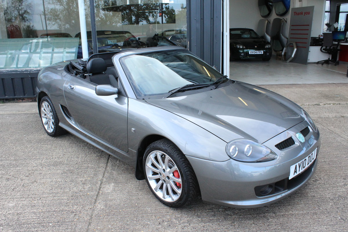 2010 MG TF LE,ONLY 7000 MILES,IMMACULATE CONDITION For Sale (picture 1 of 6)