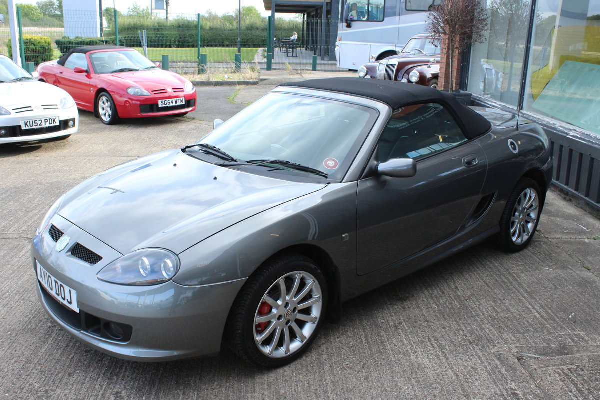 2010 MG TF LE,ONLY 7000 MILES,IMMACULATE CONDITION For Sale (picture 2 of 6)