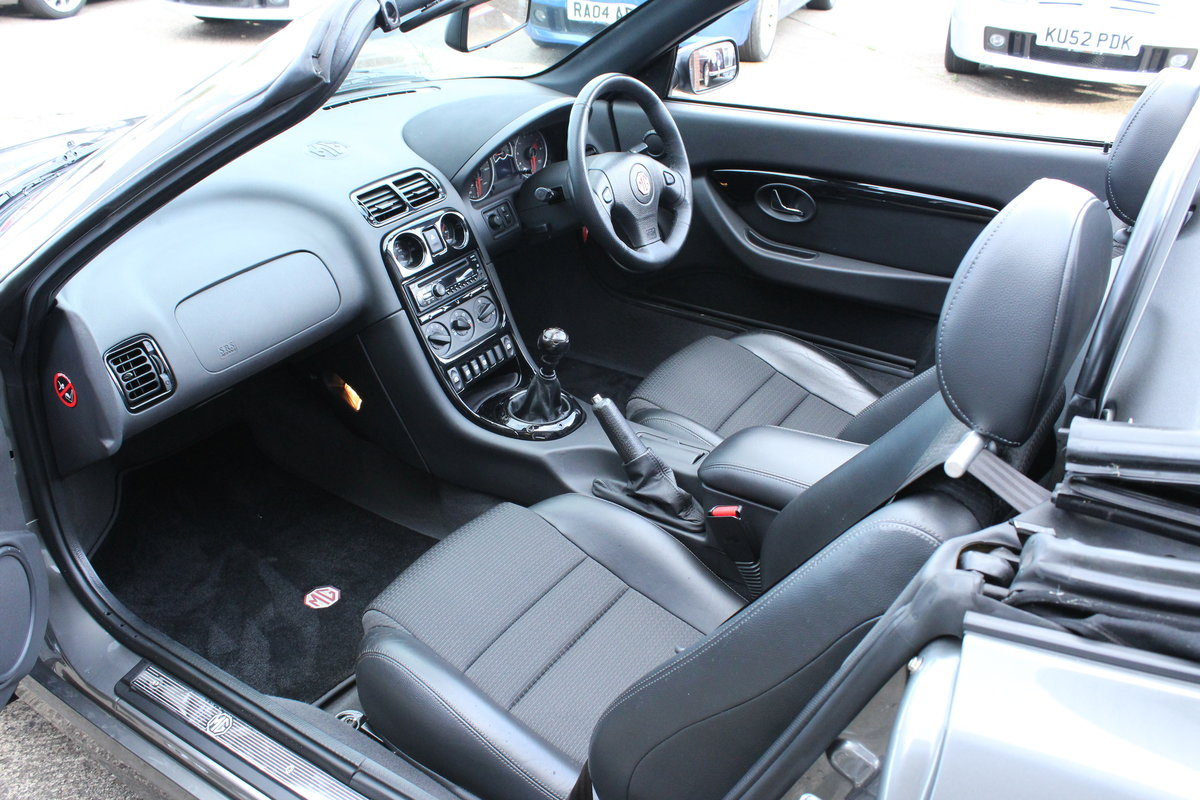 2010 MG TF LE,ONLY 7000 MILES,IMMACULATE CONDITION For Sale (picture 3 of 6)