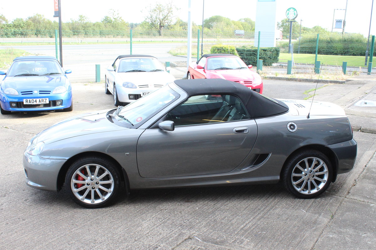 2010 MG TF LE,ONLY 7000 MILES,IMMACULATE CONDITION For Sale (picture 5 of 6)