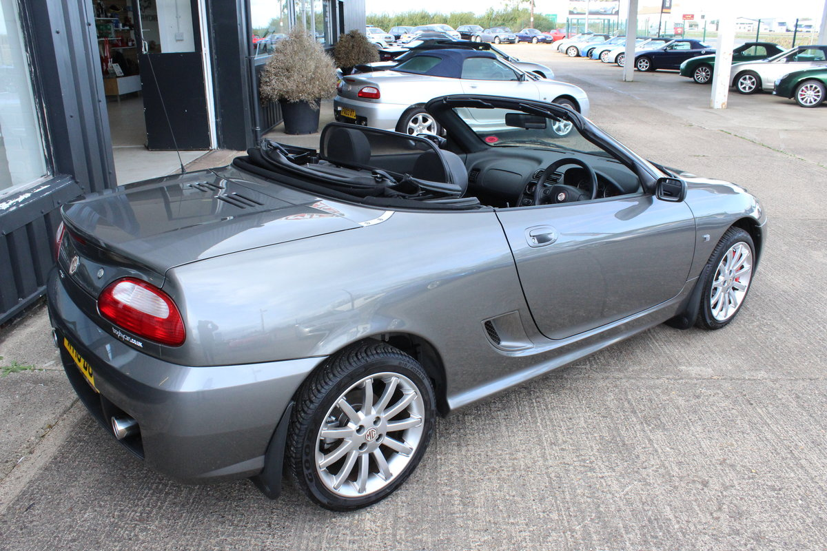 2010 MG TF LE,ONLY 7000 MILES,IMMACULATE CONDITION For Sale (picture 6 of 6)