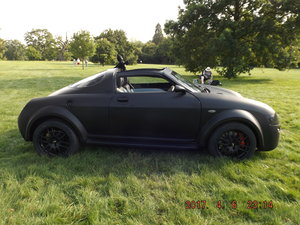 2004 Batmobile inspired mgf1.8cc powered For Sale