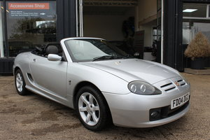 2004 MGTF 135, ONLY 23000 MILES, NEW HEADGASKET,BELT & PUMP