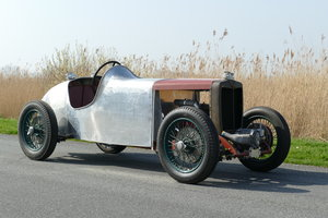 MG Q Type project 1934