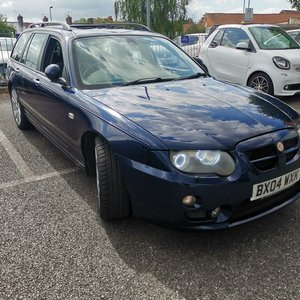 2004 MG ZT-T V6 180 SE For Sale