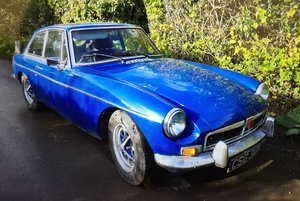 1972 1973 MG B GT For Sale by Auction