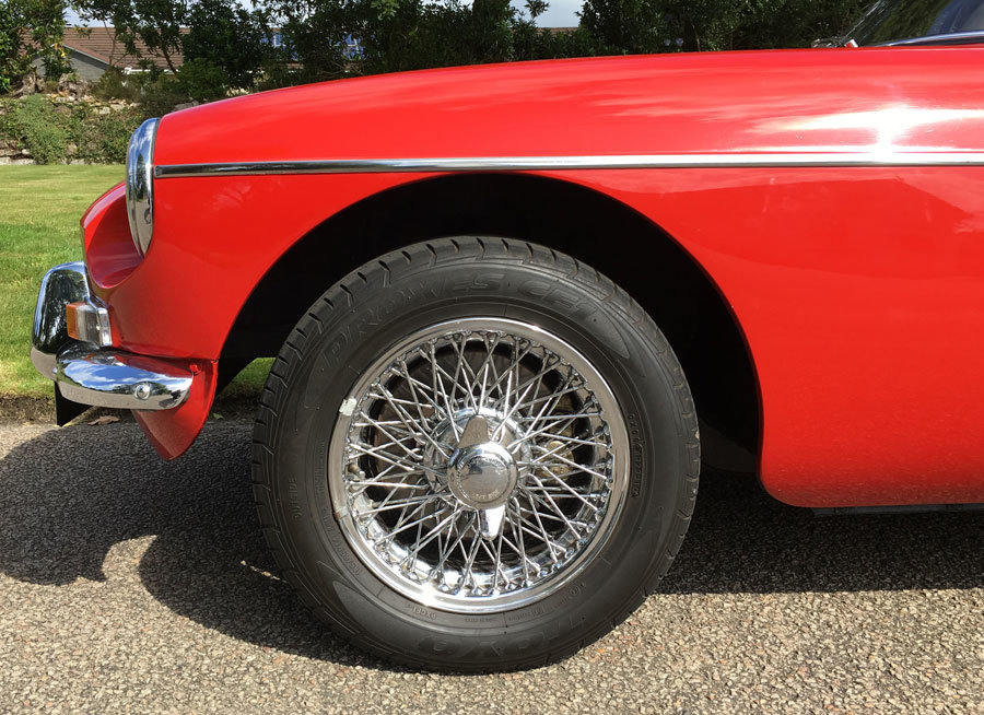 1970 MGB GT for Sale For Sale (picture 3 of 6)