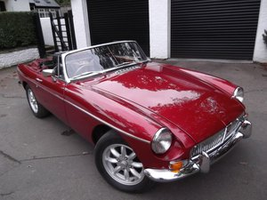 MG MGB Roadster For Sale