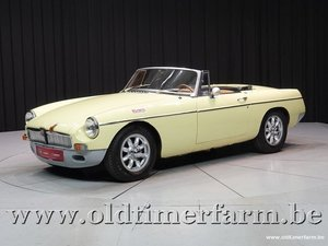 1967 MG B Roadster 5 Speed Gearbox '67 For Sale