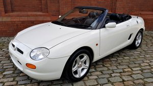 1997 MG MGF MODERN CLASSIC 1.8i SOFT / HARD TOP CONVERTIBLE * For Sale