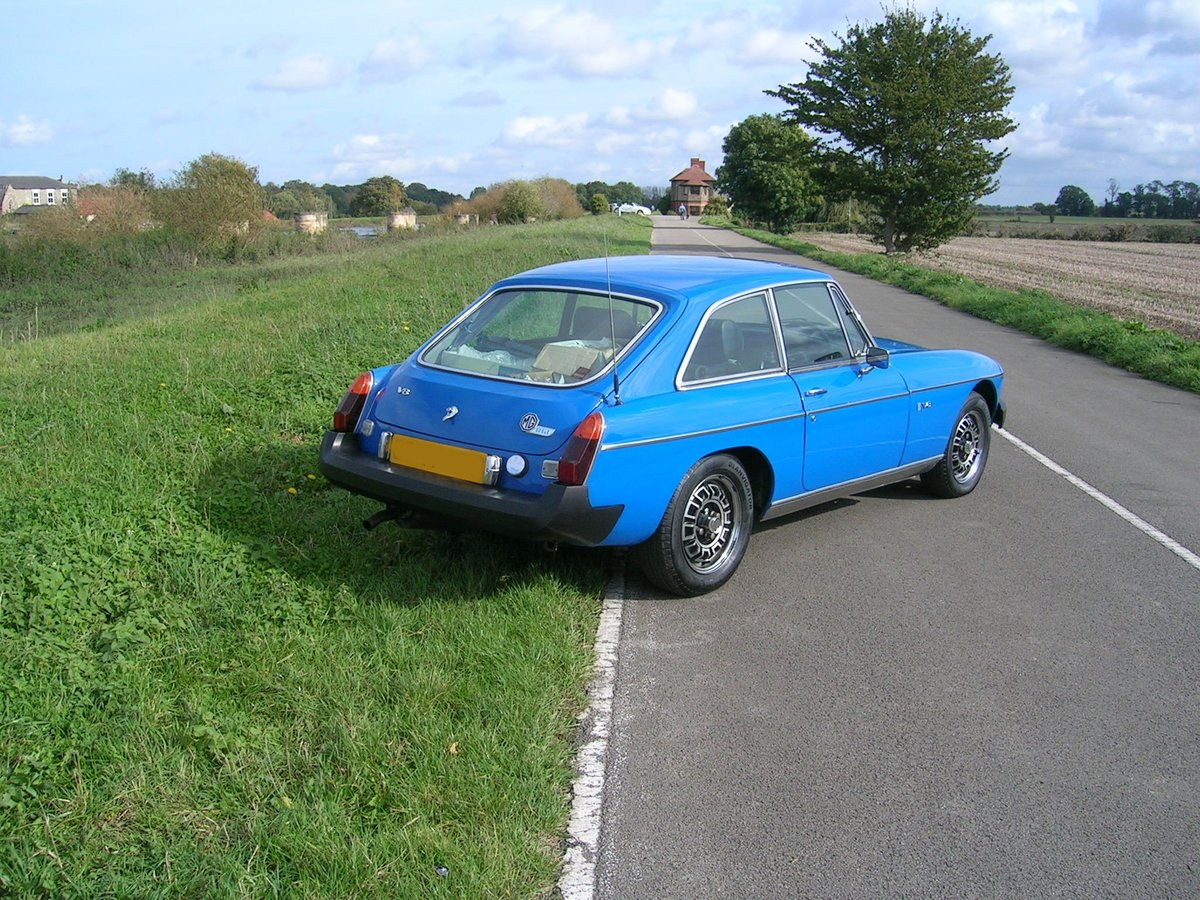 1976 MG BGT V8 3528cc For Sale (picture 2 of 6)