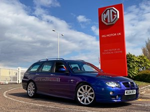 2005 MG ZT-T 180 SE V6 Auto Monogram Twilight RARE