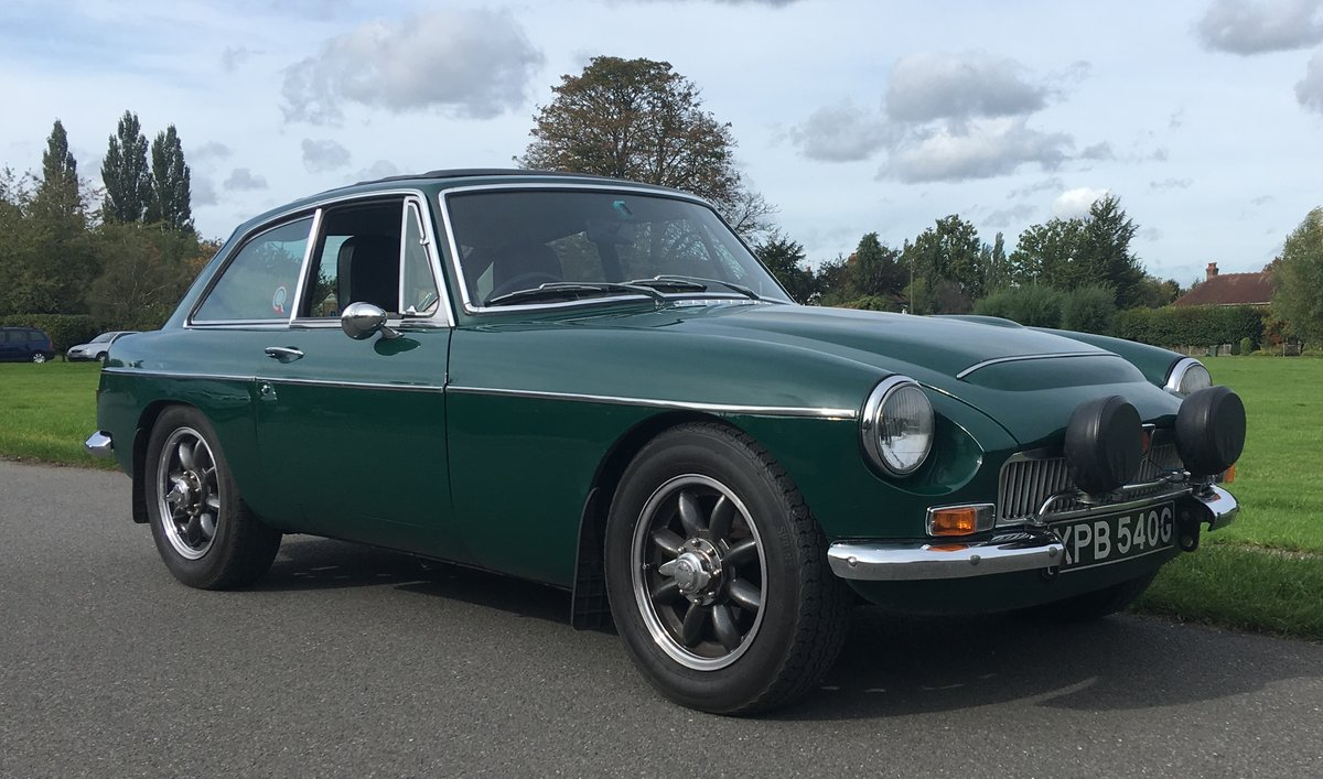 1969 MGC GT - HERO event prepared For Sale (picture 1 of 6)