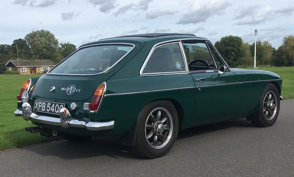 1969 MGC GT - HERO event prepared For Sale (picture 2 of 6)