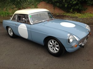 1964 MGB FIA Historic Race Car For Sale